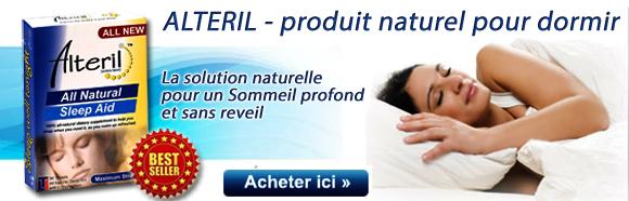 acheter alteril produit pour dormir