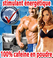 Acheter Cafeine poudre
