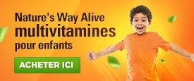 Alive Children Multivitamins