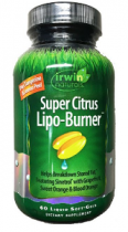SUPER CITRUS LIPO BURNER 60 CAPS