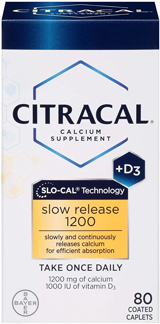 CITRACAL AVEC CALCIUM D 180 GELULES
