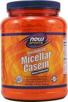 NOW Foods caséine micellaire