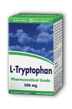 Natural Balance L-tryptophane 500