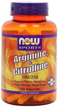 Now Foods ARGININE, CITRULLINE