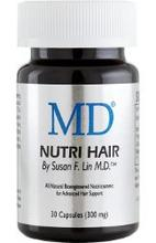 MD ® Nutri-cheveux, 30 Capsules