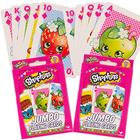 Cartes à jouer Shopkins--Ensemble