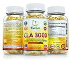 Force maximale de 3 000 mg CLA