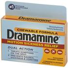 6 Pack - Dramamine Motion Sickness