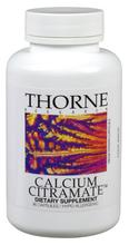 Thorne Research calcium Citramate,