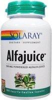 Alfajuice 550mg Solaray 180 Caps