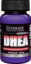 Ultimate Nutrition DHEA 100 mg.