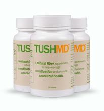 TUSHMD, All Natural Hemorrhoid and