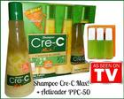 SHAMPOOING CRE-C MAX GINSENG CHUTE