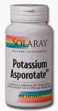 Solaray - Asporotate de potassium,