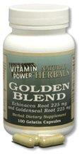 Golden Blend Herbal 100 450mg