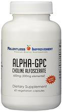 Alpha GPC | Alfoscerate de choline