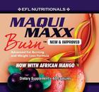 Maqui Maxx Burn - Maqui Berry /