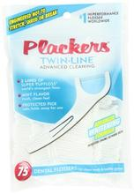 Plackers Twin Line Blanchiment