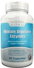 Ultime enzymes digestives -