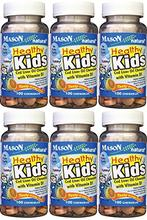 Mason vitamines Healthy Kids Cod