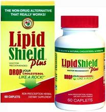 LipidShield plus bas taux de