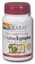 Solaray 5-HTP 100mg plus