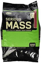 Optimum Nutrition - fraise masse