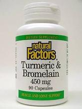 Natural Factors Curcuma et