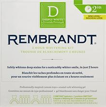 Kit de blanchiment Rembrandt 2