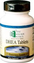 Ortho Molecular Products - DHEA 25