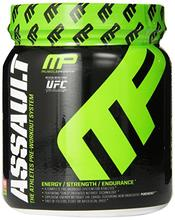 Muscle Pharm assaut