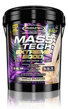 MuscleTech Mass Tech Milkshake à