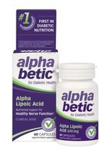 alpha betic Alpha Lipoique Acide,