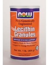 Now Foods Lecithin, 1 GRANULES