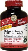 Schiff Prime Years Multivitamins,