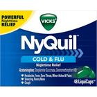 NyQuil Rhume et grippe secours
