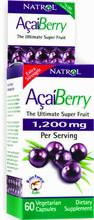 Natrol AcaiBerry, Ultimate Super
