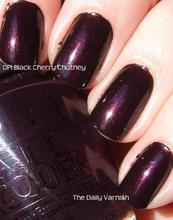 BPR: Laque NLI43 Black Cherry