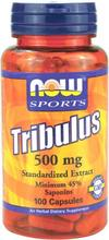 NOW Foods Tribulus Extrait 500Mg