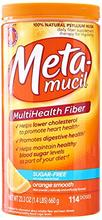 Metamucil MultiHealth fibre