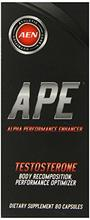 Athletic bord Nutrition Ape