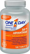 One-A-Day Women's 50+ Advantage