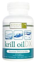 Natural Dynamix Krill Oil DX, 60