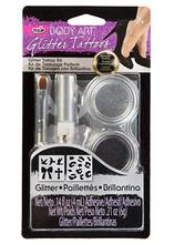 Kit Tulip Body Art Tattoo Glitter,