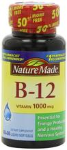 Nature Made vitamine B-12