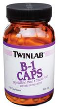 TwinLab - B-1 Caps, 500 mg, 100