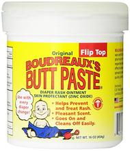 Butt Boudreaux Coller 16 oz Bocal