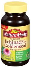 Nature Made Echinacea Hydraste