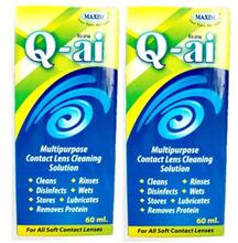 Q-ai, multi contact fin pack de