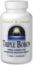 Source Naturals bore Triple 200